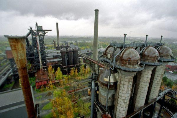 Germany - Ruhrgebiet - Industriekultur - Landschaftpark Duisburg