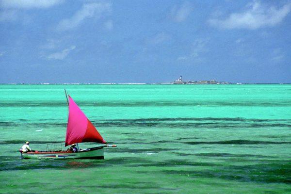Mauritius - Ile aux Fouqet