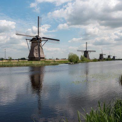 The Netherlands - Kinderdijk