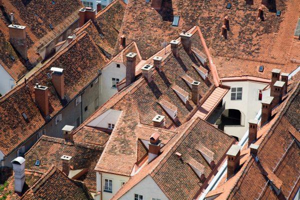 Austria - Graz - Rooftops