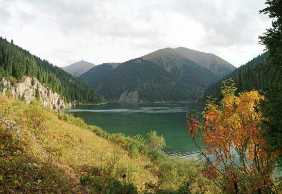 Kazakhstan - Lake Kolsay II