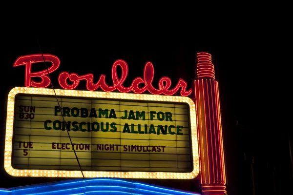 United States - Colorado - Boulder - 2008 Elections Probama Jam