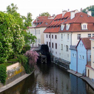 Prague - City & Tourists - Malá Strana
